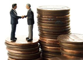 business making money